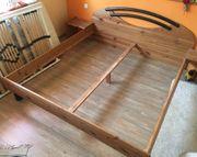 Bettgestell Doppelbett 200x200 cm