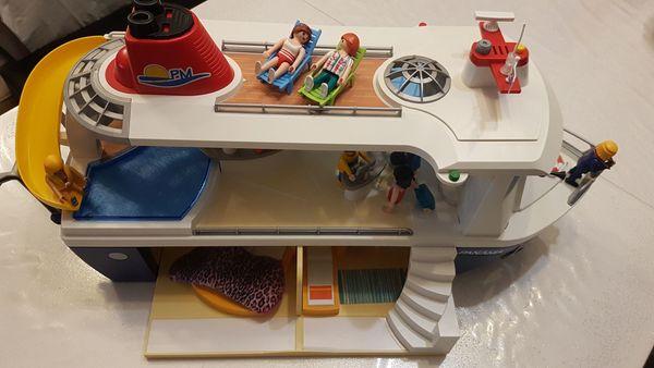 Playmobil 6978 Kreuzfahrtschiff - ab in