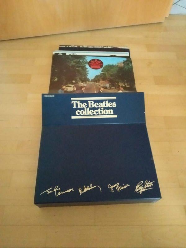 Orginal Beatles Collection