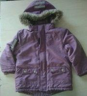 Winter Jacke Gr 110