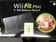 gebr Wii Fit Plus inkl