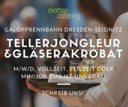 STOPP Tellerjongleure und Gläserakrobat gesucht