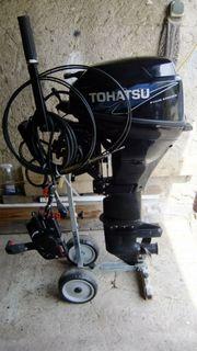 Außenbordmotor Tohatsu 15 PS Langschaft