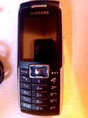 Samsung Handy SGH-X700funktioniert