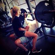 Suche Gym-Partnerin
