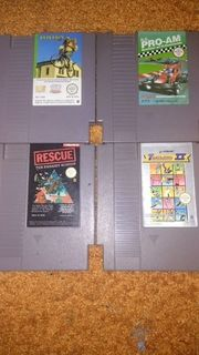 4 NES Spiele kaufen und