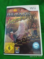 Wii Spiel Pheasants forever Jagdspiel
