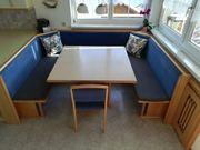 Sitzgruppe - Eckbank Tisch und Stuhl