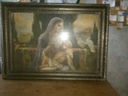 Madonna Bild mit Baby und