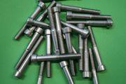 10 x Zylinderschraube Gewindeschraube M8x50