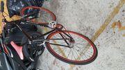 Ausdauer Fahrrad Totem