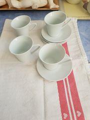 Kaffeegeschirr -Teile Espresso Tassen Teile
