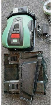 Bosch Roboter Rasenmäher Indego S