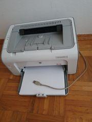 Laserdrucker voll funktionstüchtig