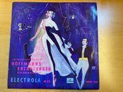 Schallplatte Electrola Hoffmanns Erzählungen WBLP
