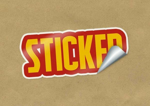 Sticker WhatsApp Gruppe