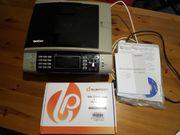 Multifunktionsdrucker Brother MFC-490CW defekt Reinigungskissen