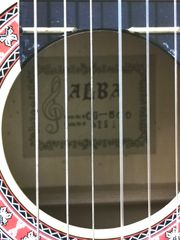 Gitarre CG-500 von Alba