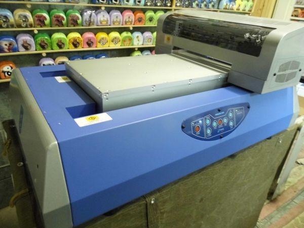 Freejet 330 Direktdrucker digitaler Injektdruck