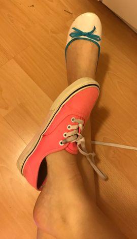 Fetischartikel, Getragene Wäsche - Getragene Ballerinas Heels Sneaker Socken