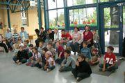 Kinder-Geburtstag-Garten-Sommer-Zuckertüten fest-Hochzeit