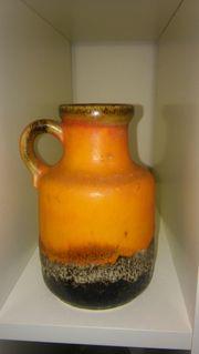 alte Scheurich Henkel Vase 70iger