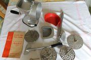 Küchenmaschine mechanisch