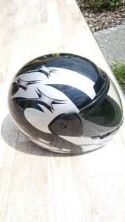 Motorradhelm S 55-56