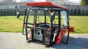 Traktorkabine Standard Kabine zum MTS