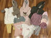 Mädchenbekleidung Paket Größe 74