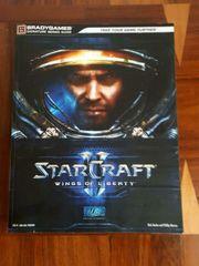 Starcraft II Blizzard Lösungsbuch Buch