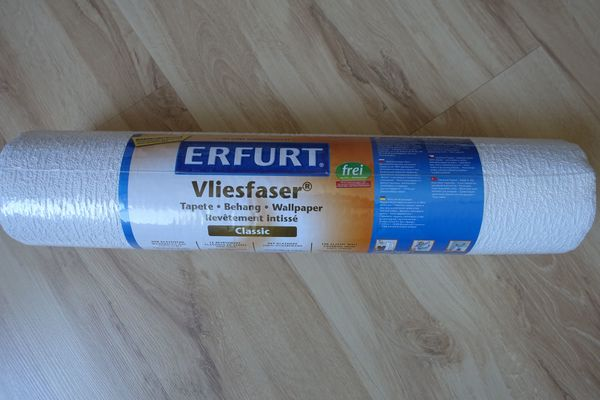 Vliesfaser Tapete Erfurt Classic Nr