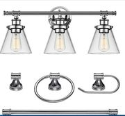 Badezimmer Wandlicht inkl Glühbirnen und