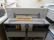 Stapelschneidemaschine Papierschneidemaschine