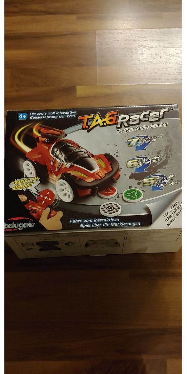 Neues Ferngesteuertes Auto TAG Racer