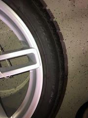 Porsche Felgen inkl Pirelli Winterreifen