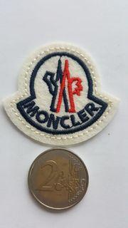 Moncler Patch Aufnäher Abzeichen Logo