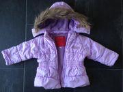 Baby Winterjacke 74