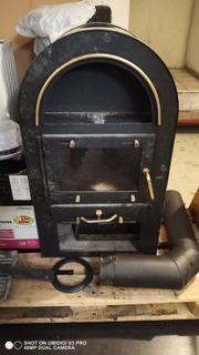 Ofen zu verkaufen
