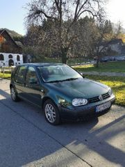VW Golf IV TDI