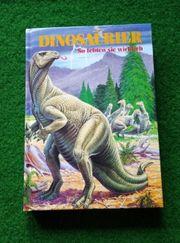 Kinderbuch - Dinosaurier so lebten sie