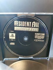 Resident Evil Directors Cut - Playstation