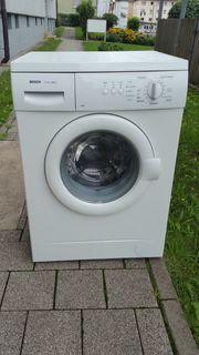 Waschmaschine Bosch Classixx 5 Lieferung