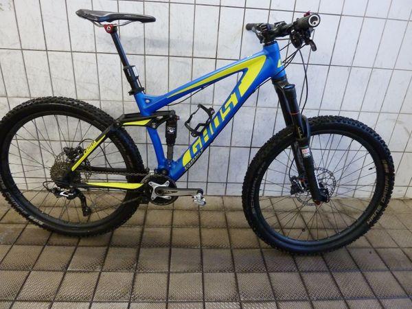 Ghost Cagua Enduro Bike 27