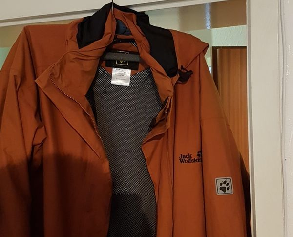 buy popular 7e4a1 d3a24 gebrauchte Jack Wolfskin TEXAPORE Jacke Größe XL. Preis ...