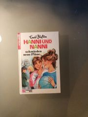 Hanni und Nanni schmieden neue