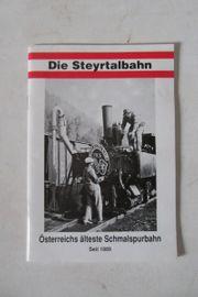 Eisenbahnnostalgie Steyrtalbahn