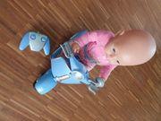 Baby Born Roller blau inkl
