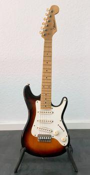 E-Gitarre Volcano Rock-a-teer Series VE-15-SB