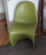 Panton Chair Chatreuse - Designer Stuhl